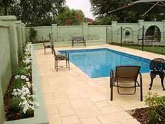 Pool Area Pressure Cleaning Perth