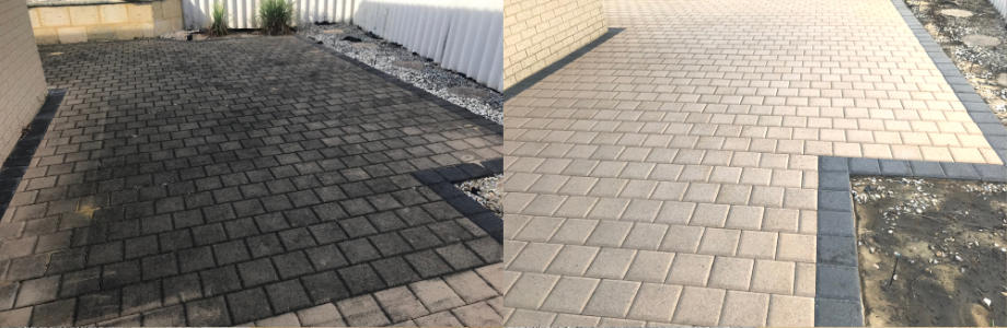 Pressure Cleaning Perth Picture