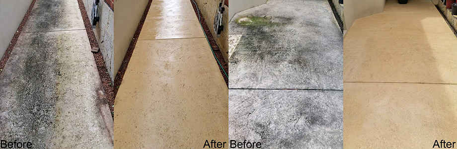 Eco High Pressure Cleaning Perth Comparison